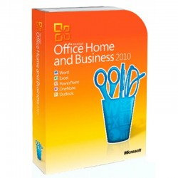 Microsoft office 2010 Professional (pre 1 PC)